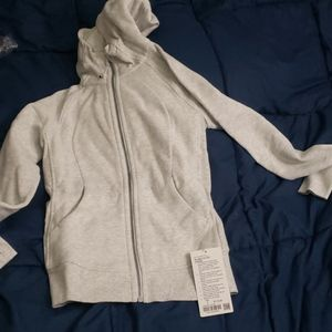 Scuba full zip hoodie lululemon